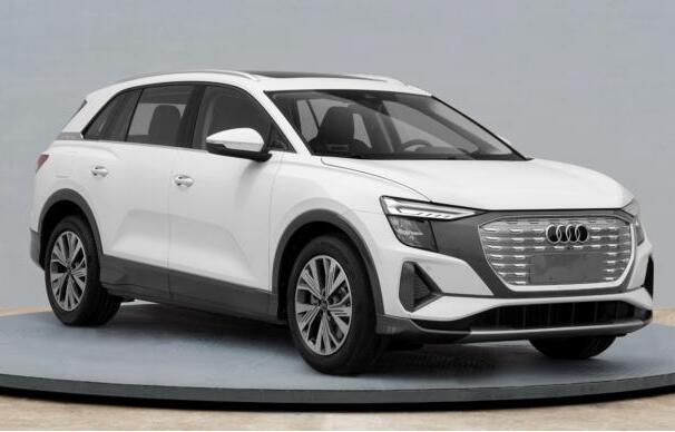 上汽奥迪Q5 e-tron电动汽车将亮相2021广州车展 续航560km