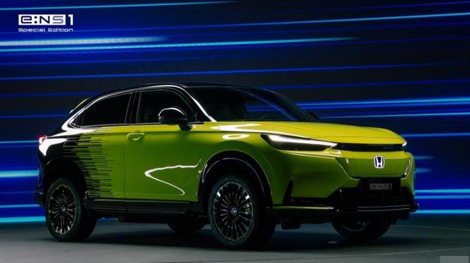 电动汽车-东本e:NS1和广本e:NP1将2022年春上市 续航500KM