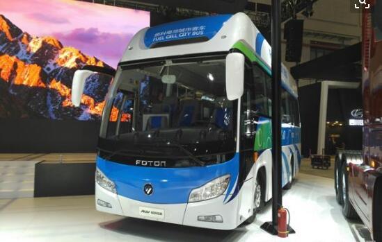 福田欧辉氢燃料电池客车和宇通氢燃料电池客车中标张家口公交车项目