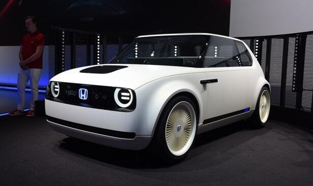 本田电动汽车Urban EV即将量产 2019年底先在欧洲美国上市