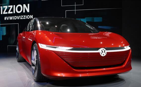 到2025年大众集团旗下12大品牌电动车产量将达300万辆