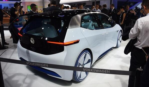 大众首款电动汽车I.D.2020年交付