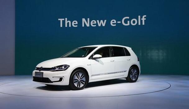 大众电动汽车e-Golf将3月21日国内上市 26.8万元|续航255KM