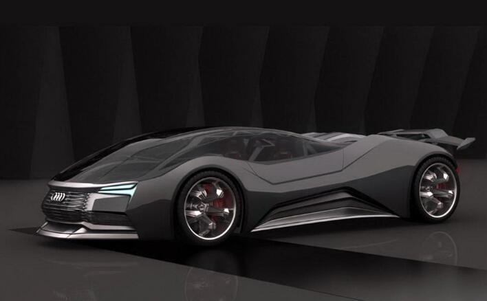 奥迪或将推出全新纯电动超级跑车 采用固态电池技术