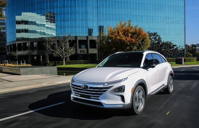大众奥迪和现代汽车将合作开发燃料电池汽车及其零部件