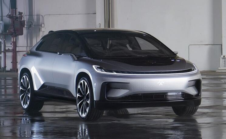 FF91首台白车身下线将8月量产 可实现自动驾驶和无线互联