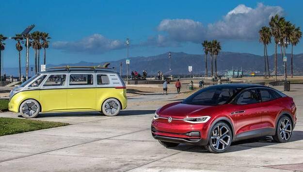 大众将在美国生产全新纯电动车型 包含I.D.Crozz和I.D. BUZZ