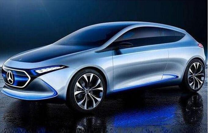 奔驰电动汽车-奔驰EQ S或将2020年前后推出 续航超500KM