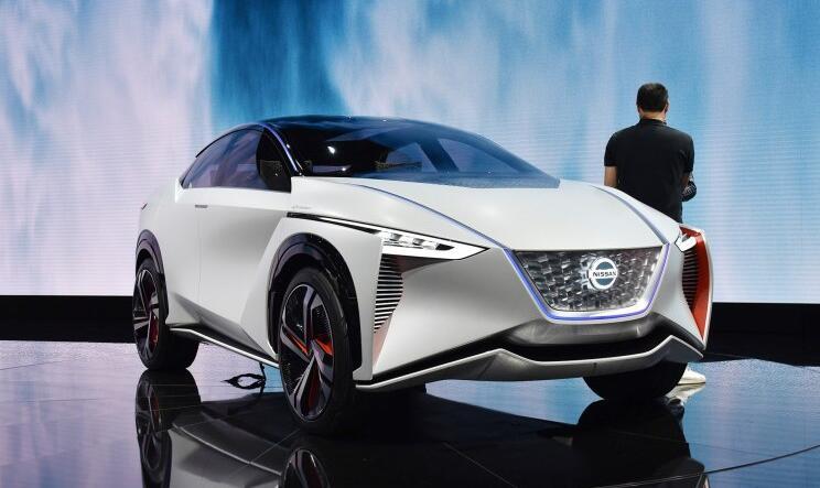 日产IMx电动汽车2020年下半年将开始销售 续航超过600公里
