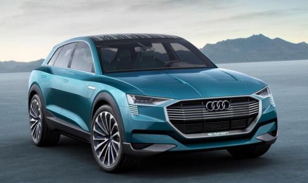 奥迪计划至2020年推出三款电动汽车 加大自动驾驶技术研发