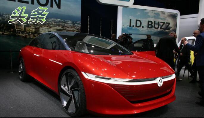 大众:2019年在欧洲销售电动掀背车 2020年在美国销售电动跨界车