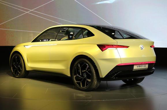 斯柯达将推电动SUV及电动轿跑车 2021年底上市|续航480公里