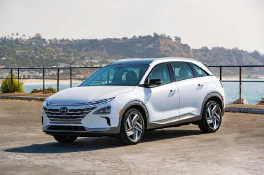 2019款现代燃料电池汽车Nexo在美国推出  最大续航611公里