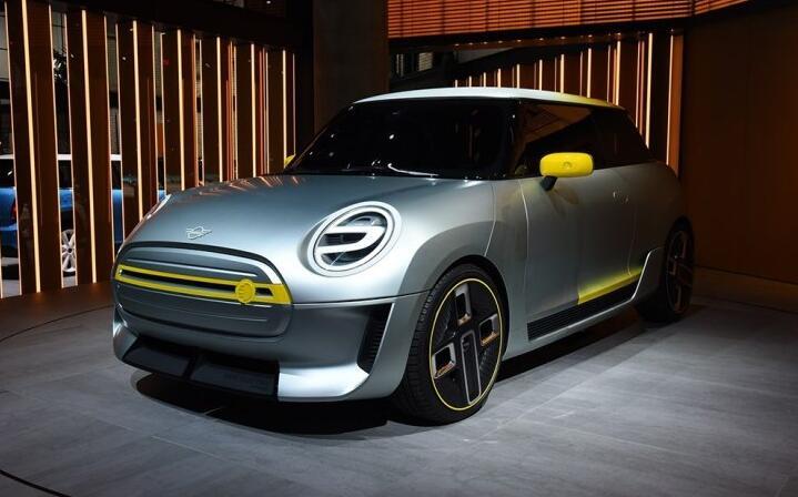 MINI电动版车型将于2019年11月正式投入量产