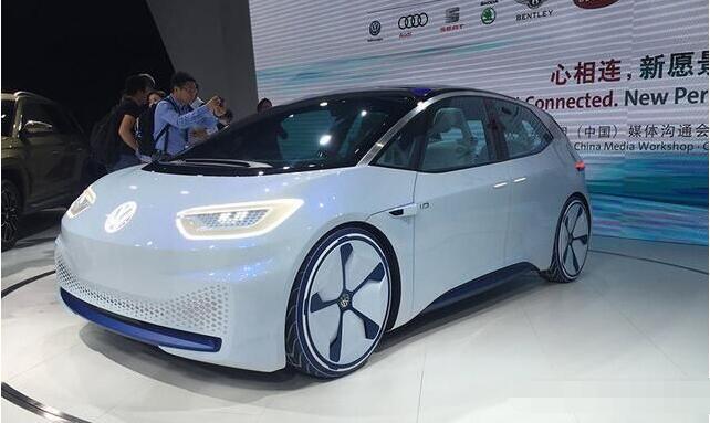 大众集团计划生产一款纯电动I.D.微型跨界车 售价约2.1万美元