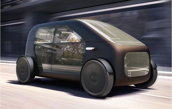 丹麦纯电动概念车SIN官图发布 续航160公里 售价15.7万元