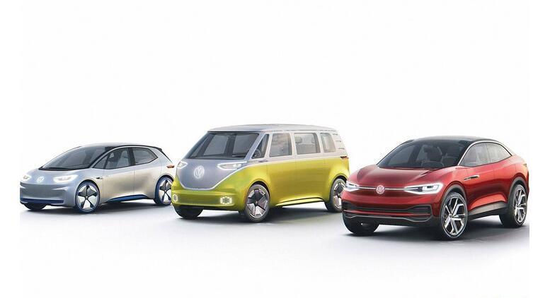 大众计划到2025年在中国市场销售150万辆新能源汽车