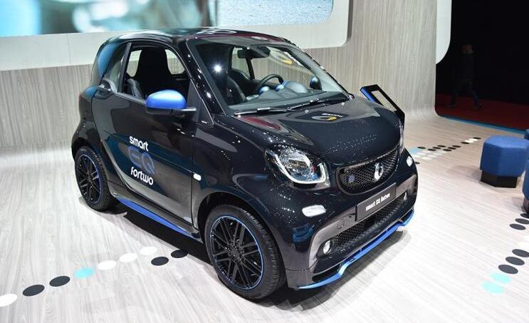 从2020年起smart在欧洲将只推出纯电动车型