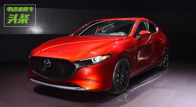 马自达将在2020年推出电动SUV车型 介于CX-5和CX-3之间