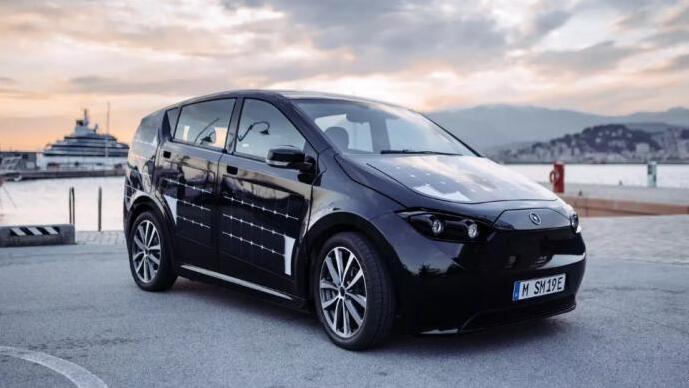 德国电动车公司Sono Motors将生产太阳能电动车 续航255km