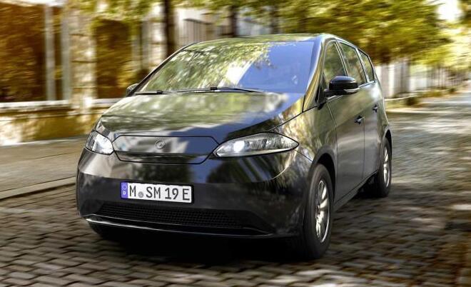 德国太阳能电动车Sion续航250km 将于2020年下半年量产