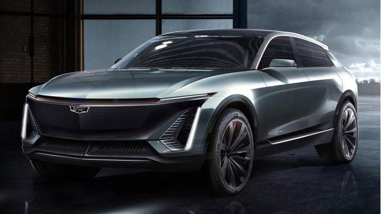 2022年凯迪拉克将推首款电动汽车