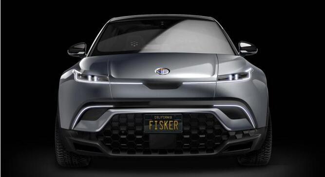 Fisker电动车首款SUV车型Fisker Ocean美国预售 人民币28.18万