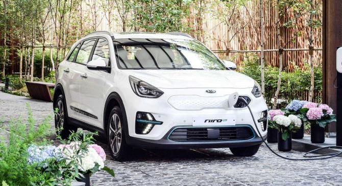 2020款起亚电动汽车极睿EV海外售价27.6万元  续航385KM