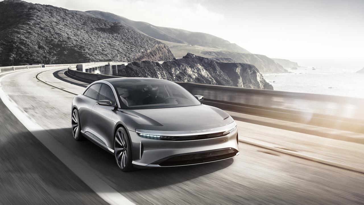 Lucid Motors将在美上市|估值117.5亿美元 首款车春季将交付