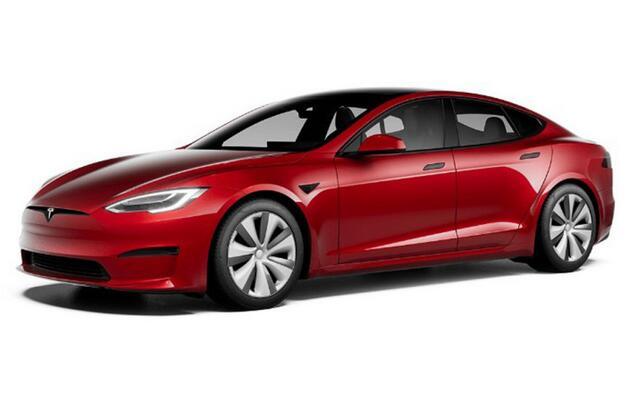 特斯拉电动汽车ModelS Plaid Plus国内售价上涨至123.99万元