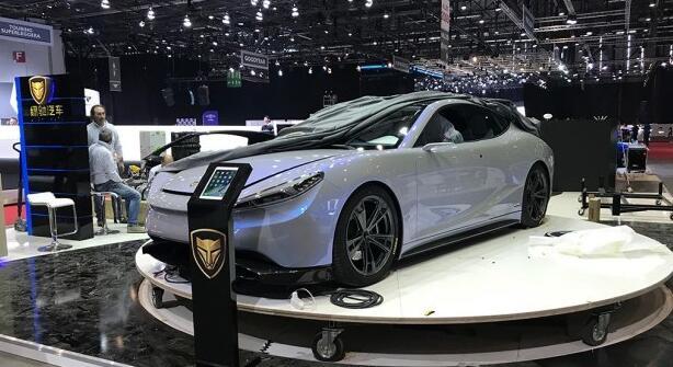 绿驰LVCHI首款纯电动汽车Venere亮相日内瓦车展 续航500KM