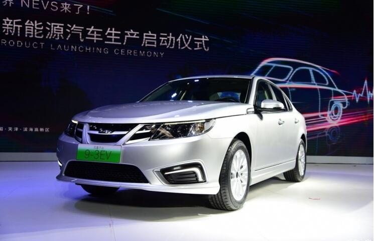 国能汽车在上海松江投资200亿建电动汽车工厂  年产能10万辆