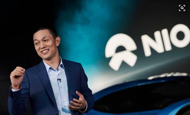 李斌:蔚来汽车计划在2-3年内在德国出售电动汽车