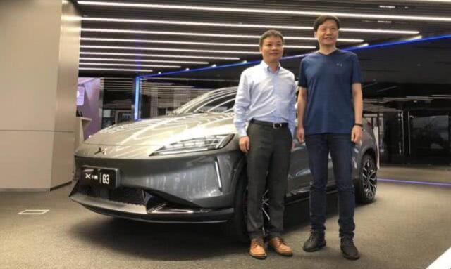 小米CEO雷军考察小鹏汽车新基地 小鹏汽车正寻求6亿美元融资
