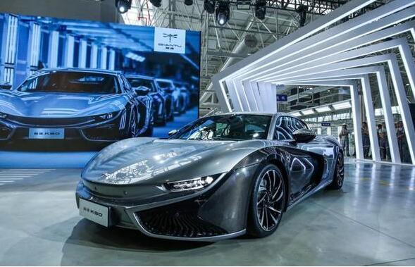前途汽车旗下首款高性能电动跑车-前途K50将于8月8日上市