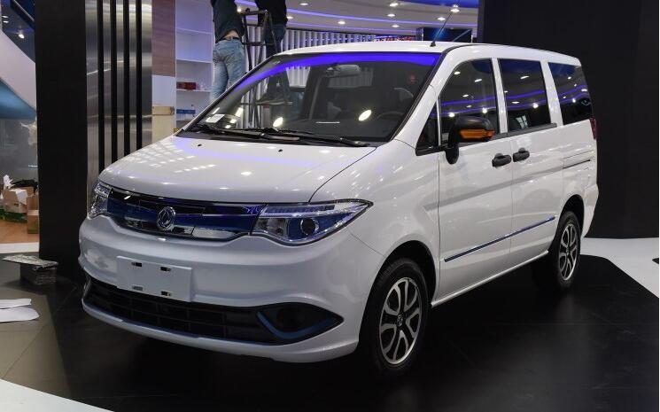 郑州日产旗下帅客电动乘用车上市 补贴后15.3万元 续航301km