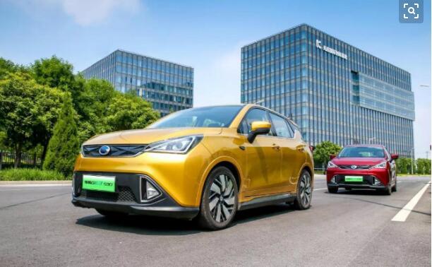 广汽新能源2019年推电动轿车和电动SUV 分别续航500和600KM