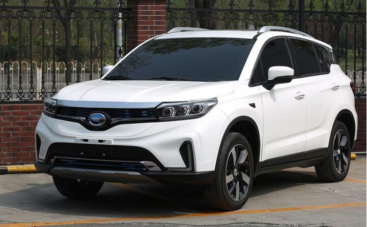 广汽丰田首款纯电动SUV——ix4 EV将于8月31日上市