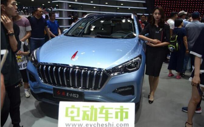 红旗纯电动SUV-红旗E-HS3将于2019年上半年上市销售