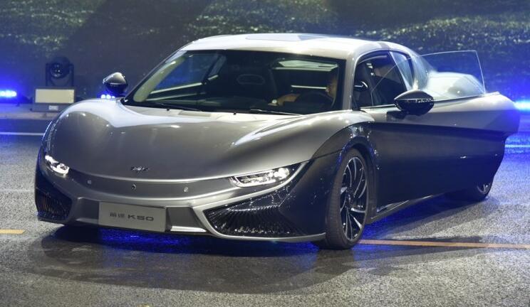 电动超级跑车前途K50上市 补贴后售价68.68万|综合续航380KM