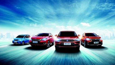 2019年启辰将会推出三款纯电动汽车 包含SUV和轿车