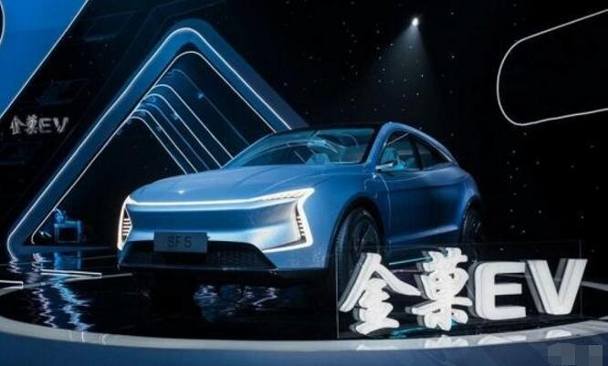 金康新能源旗下金菓EV SF5将于本月在重庆试生产