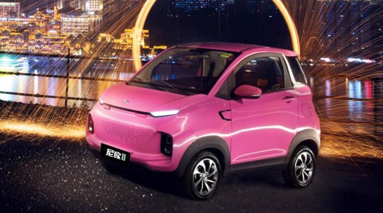 长安欧尚旗下全新纯电动车-尼欧II将亮相广州车展 续航205km