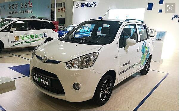 海马新能源旗下海马新爱尚EV上市 补贴前售9.98万|续航202km