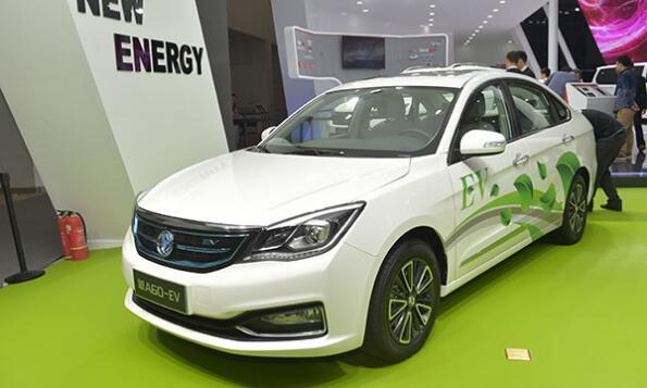 未来两年东风风神将发布4款纯电动车型和1款混动新能源车型