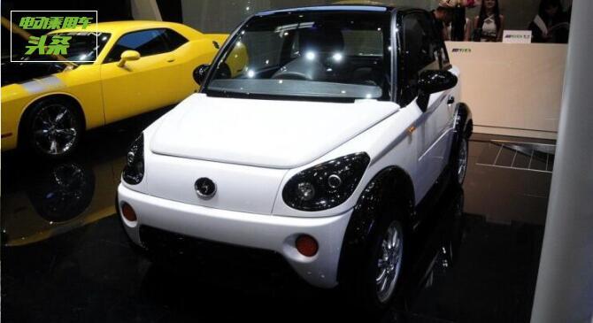 赛麟旗下迈迈纯电动车明年3月份推向市场 售价10万元左右