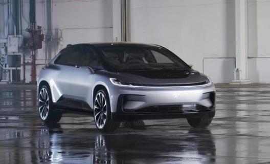 贾跃亭FF法拉第未来与第九城市合作造车项目落户呼和浩特