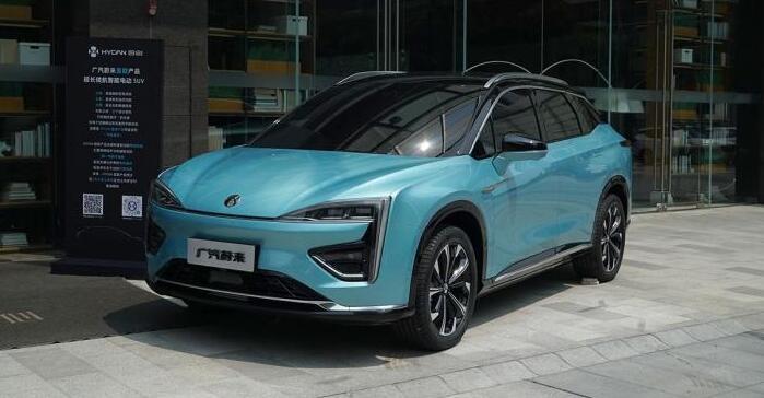 广汽蔚来首款电动SUV年底发布 2020年上半年交付|续航650km