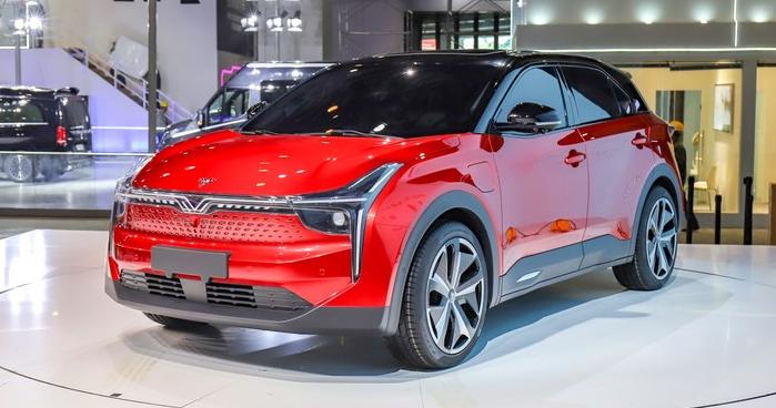 哪吒汽车U 520车型将亮相2019广州国际车展 续航超500km