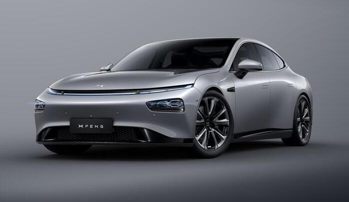 小鹏电动汽车P7开始预售 预售价27万-37万|2020年2季度上市